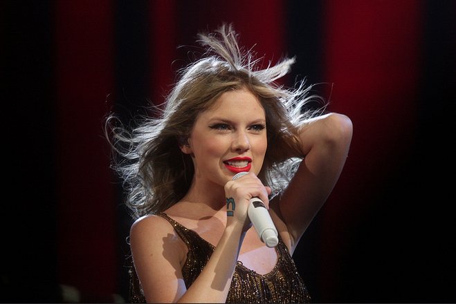 Taylor Swift argues that music 'should not be free' (Flickr/Creative Commons)