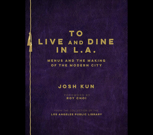 """To Live and Dine In L.A."" is slated to come out this June. (Image courtesy of Twitter(@RidingShotgunLA)"