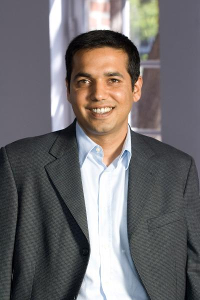 Neeraj Sood, Director of Research at the USC Schaeffer Center for Health Policy and Economics. (USC Press Office)