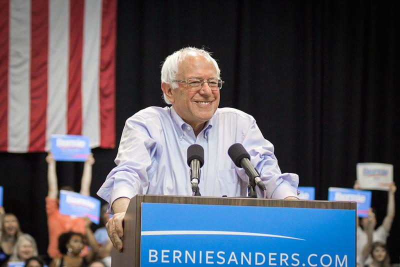 Bernie Sanders will likely field tough questions about this week's data breach scandal. (Creative Commons)