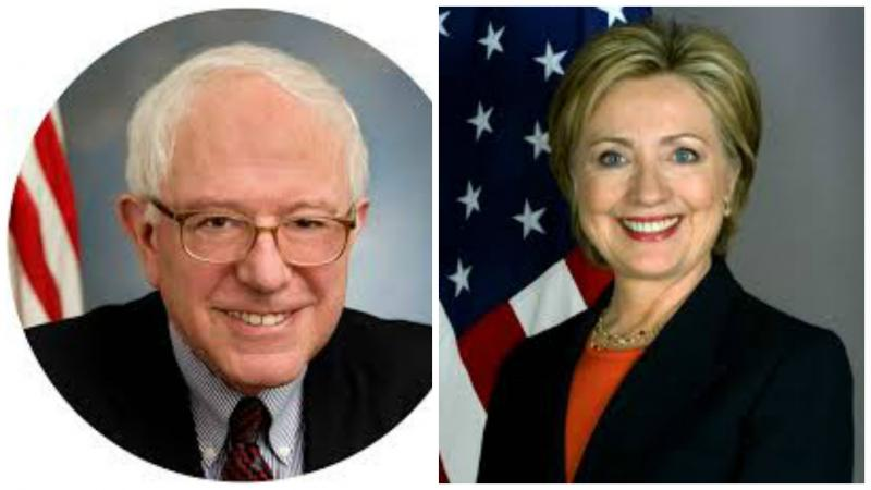 Bernie Sanders and Hillary Rodham Clinton are expected to be the heavy hitters in tonight's debate.