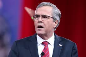 Jeb Bush had fighting words at the ready for Donald Trump in the 5th debate. (Creative Commons)