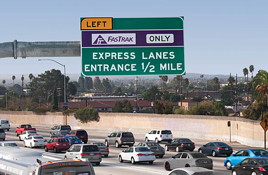 Express Lane California >> 110 Toll Lanes Fail To Help Commuters Neon Tommy