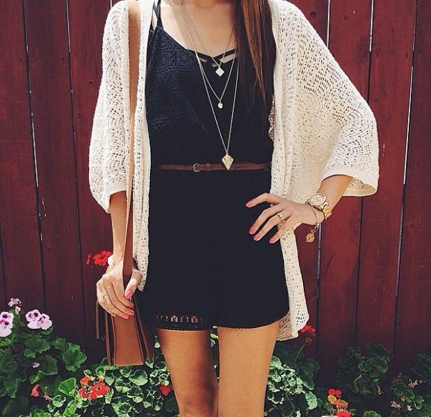 Fall outfits tumblr dress color