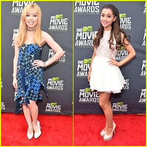 Jennette McCurdy and Ariana Grande (@ArianaGrandeDxx/Twitter)