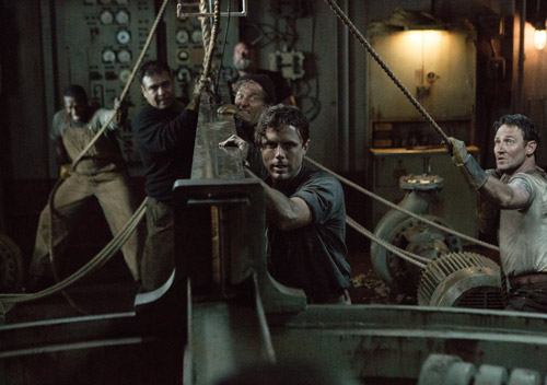 "Casey Affleck in ""The Finest Hours"" (Disney)"