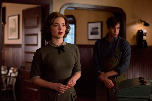 "Holliday Grainger in ""The Finest Hours"" (Disney)"