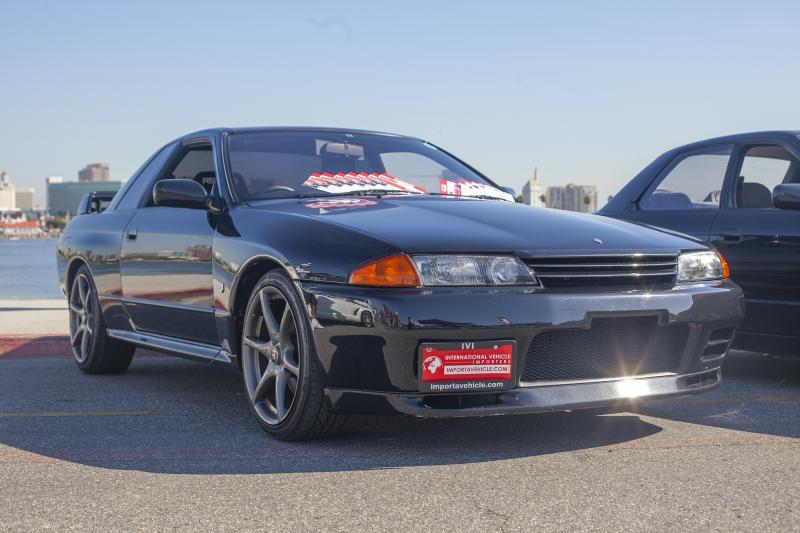 "A Nissan Skyline GT-R Nismo (R32) which was imported from Japan (Amou ""Joe"" Seto/Neon Tommy)"