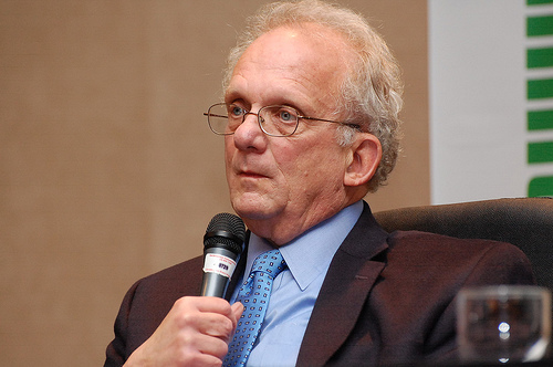 Howard Berman seen in 2008. (Andrew Feinberg/Flickr)