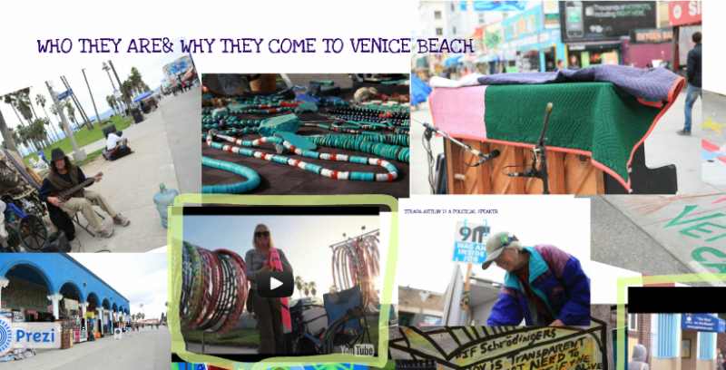 Click here for interactive look at the lives of some of the vendors.