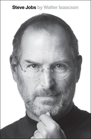 Steve Jobs is just one of the influential figures whose biographies made our list (Simon & Schuster).