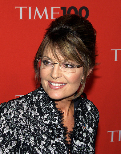 Sarah Palin (creative commons)