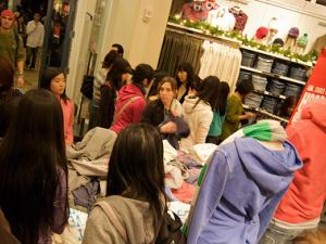 Record number of shoppers expected on Black Friday (photo courtesy Creative Commons)