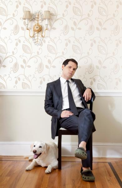Michael Ian Black (Courtesy of L.A. Times Festival of Books)