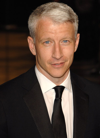 Anderson Cooper, Anchor and Talk Show host (image via Flickr)