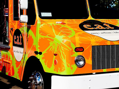 Food truck. Photo by Patrick Giblin and courtesy of Creative Commons