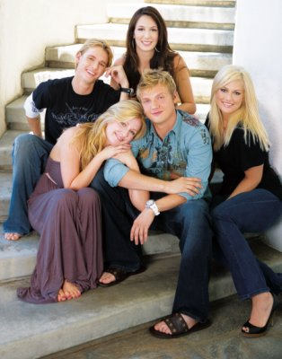 The Carter Siblings (creative commons)