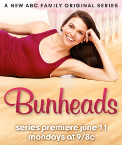 Official Bunheads poster (courtesy of ABC Family)