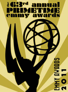 Emmy Awards 2011 (Kelsey Richards)