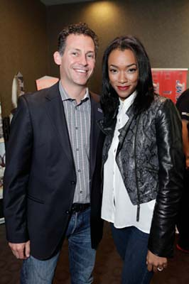Sonequa/Martin Green (Image Courtesy GBK Productions)