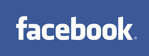 Facebook logo, courtesy of Creative Commons.
