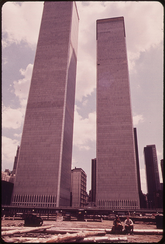 World Trade Center (Creative Commons)