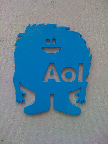 AOL Logo (Creative Commons)
