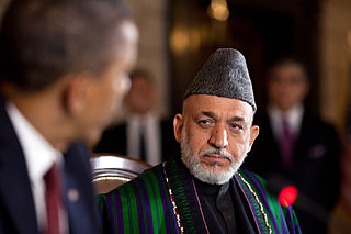 Hamid Karzai (Wikimedia Commons)