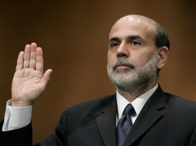 Ben Bernanke (courtesy Creative Commons)
