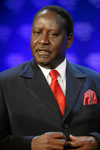 "Kenyan Prime Minister Raila Odinga called the incident a ""terrible accident"" (courtesy Creative Commons)"