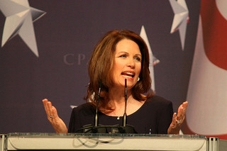 Rep. Michele Bachmann (Creative Commons)