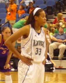 Seimone Augustus (Commons)