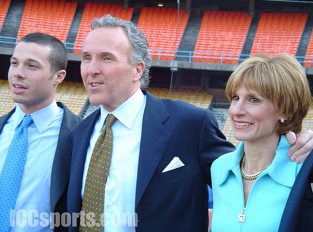 Frank and Jamie McCourt have finalized their divorce. (Bradley Park/Creative Commons)