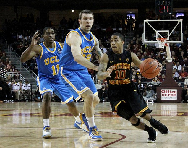 UCLA basketball (Shotgun Spratling/Neon Tommy)