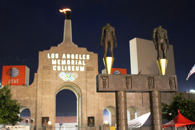USC could soon have control of the Coliseum through 2054. (Shotgun Spratling/NT)