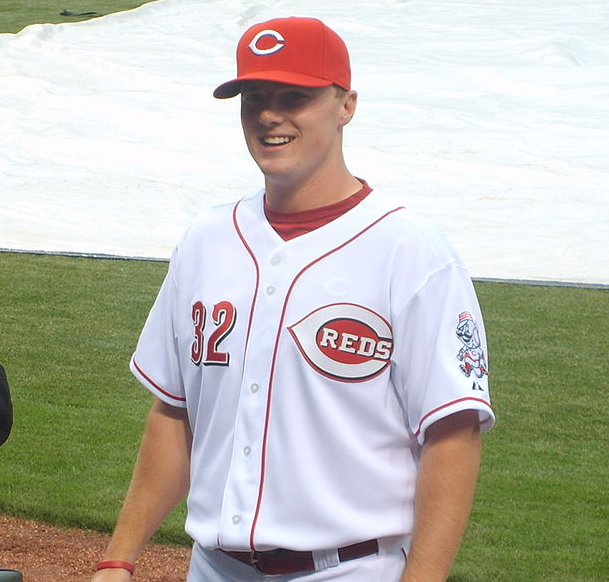 Know the name Jay Bruce -- he hit 32 homers last year at the age of 24. (Mevins31/Wikimedia Commons)