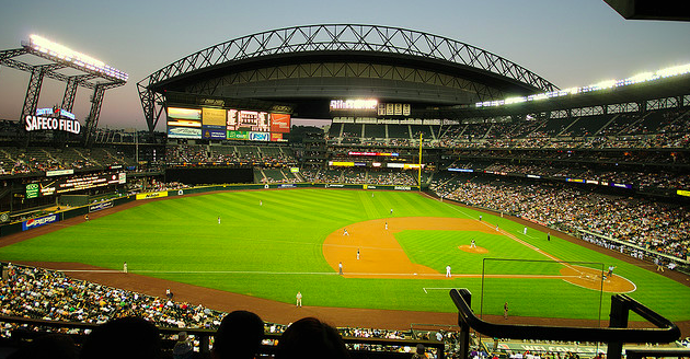 Safeco Field in Seattle is lovely. But the roof may not be necessary. (Jake Khuon/Creative Commons)