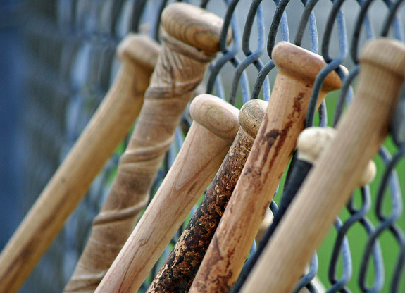 Every playoff hopeful is starting to look for bats. (Peter Miller/Creative Commons)