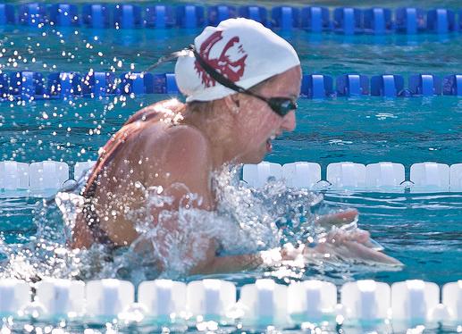 U s olympic swim trials saturday rebecca soni wins 200 meter breaststroke neon tommy - Olympic swimming breaststroke ...