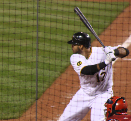 Pedro Alvarez has finally turned into a home run threat for the Bucs. (Matt Bandi, piratesprospects.com)