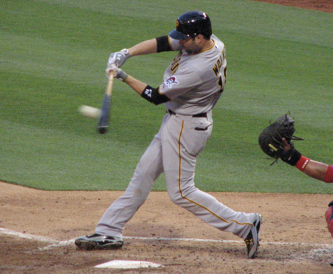 Neil Walker is becoming a complete second baseman. (hounddiggity/Creative Commons)
