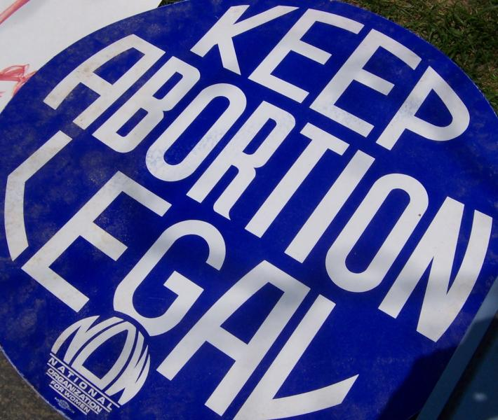 The issue of abortion prompts passionate debate throughout the United States. (isabisa, Creative Commons)