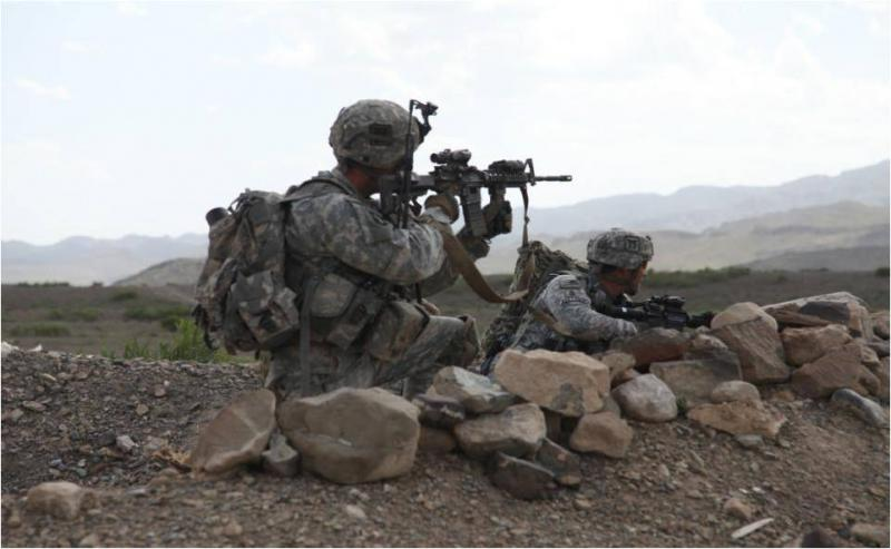 U.S. troops are to withdraw from Afghanistan in 2014. (isafmedia, Creative Commons)