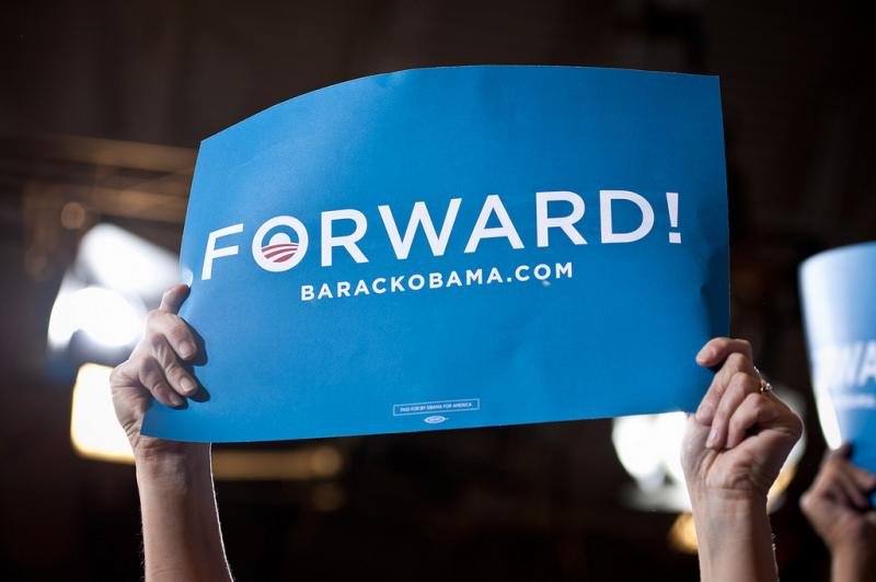 Barack Obama won the election Tuesday night. (Barack Obama, Creative Commons)
