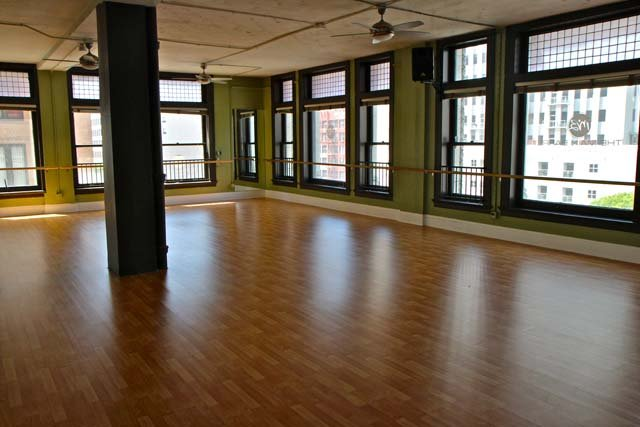 The Main Barre studio. (The Main Barre)