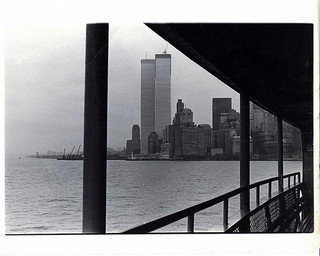 Picture of the World Trade Center from 1972 (John Dalton/Creative Commons)