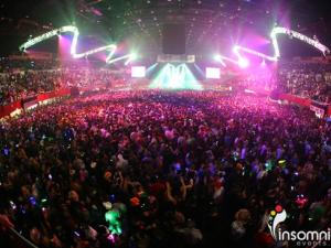 A rave in 2007. (Insomniac Events)