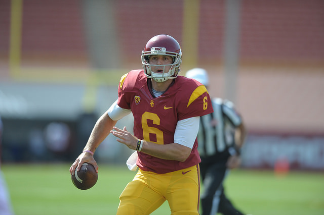 The time is now for Cody Kessler and USC (Charlie Magovern/Neon Tommy).