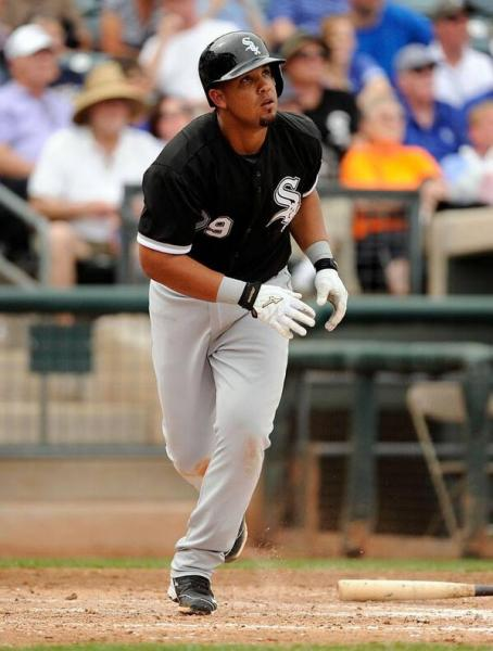 Jose Abreu could turn the White Sox' season into an unexpected success (Twitter/@whitesox)
