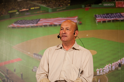 Here's the man now in control of front-office baseball decision, Stan Kasten (Creative Commons/MissChatter).
